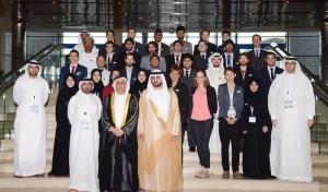 Y4PT-Dubai-2014-Official-Group-Photo-HH-Sheikh Maktoum