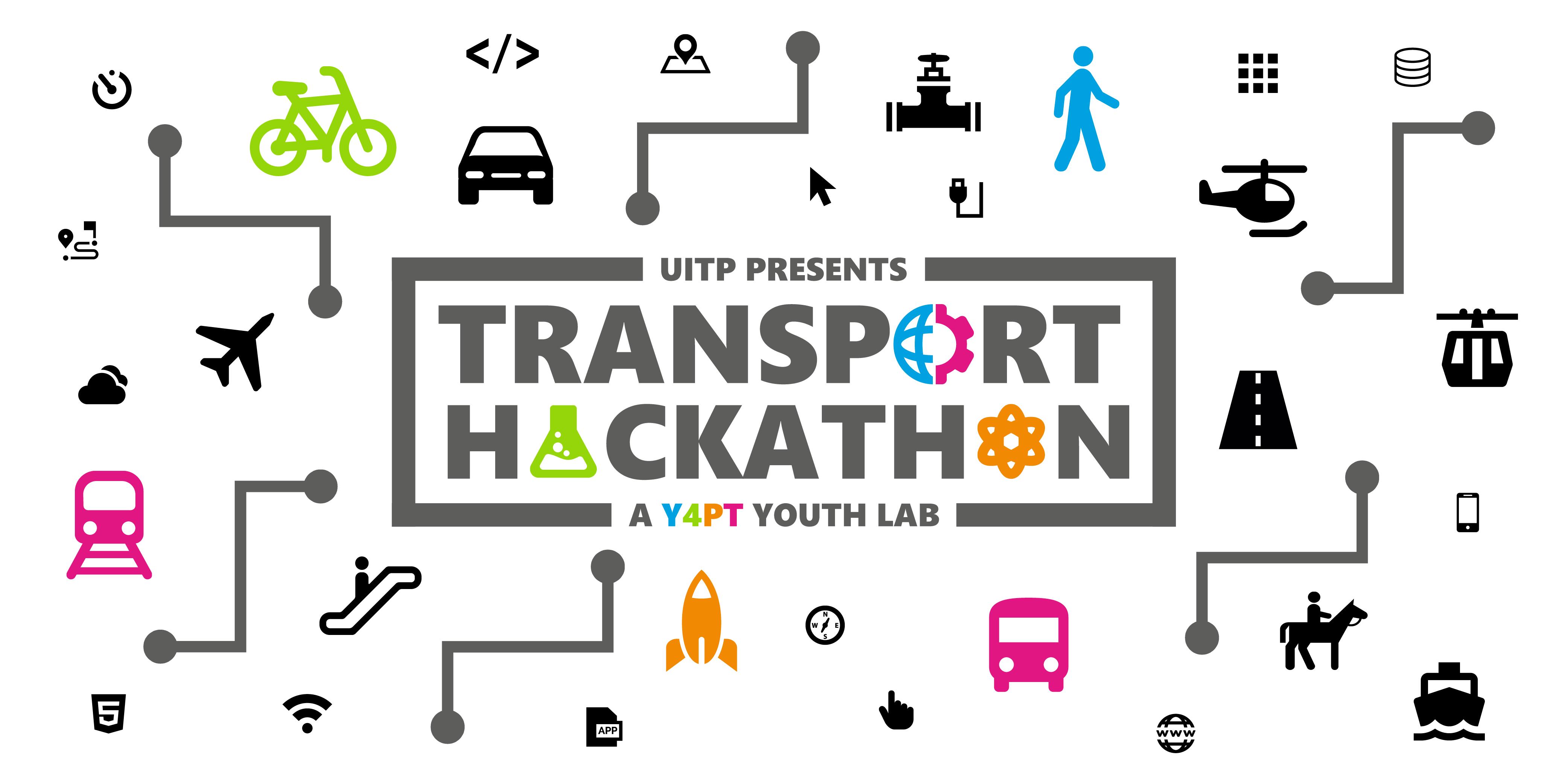 1st Y4PT National Transport Hackathon Colombia 2017