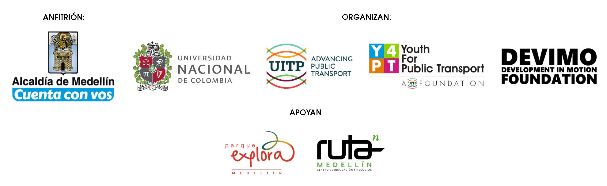 Y4PT Transport Hackathon Medellín 2017