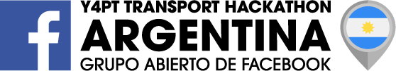 1st Y4PT National Transport Hackathon Argentina 2017