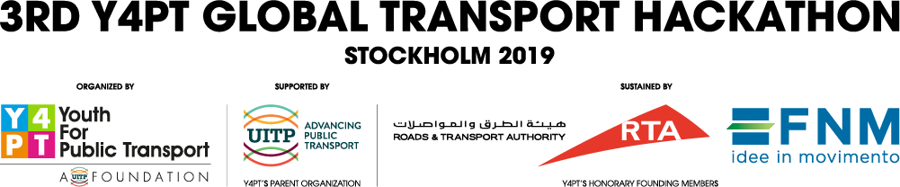 Y4PT Global Transport Hackathon series